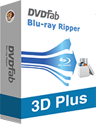 DVDFab Blu-ray Ripper (3D Plus)