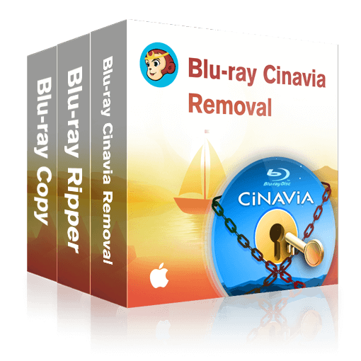 Blu-ray Copy + Blu-ray Ripper (Cinavia included) for Mac