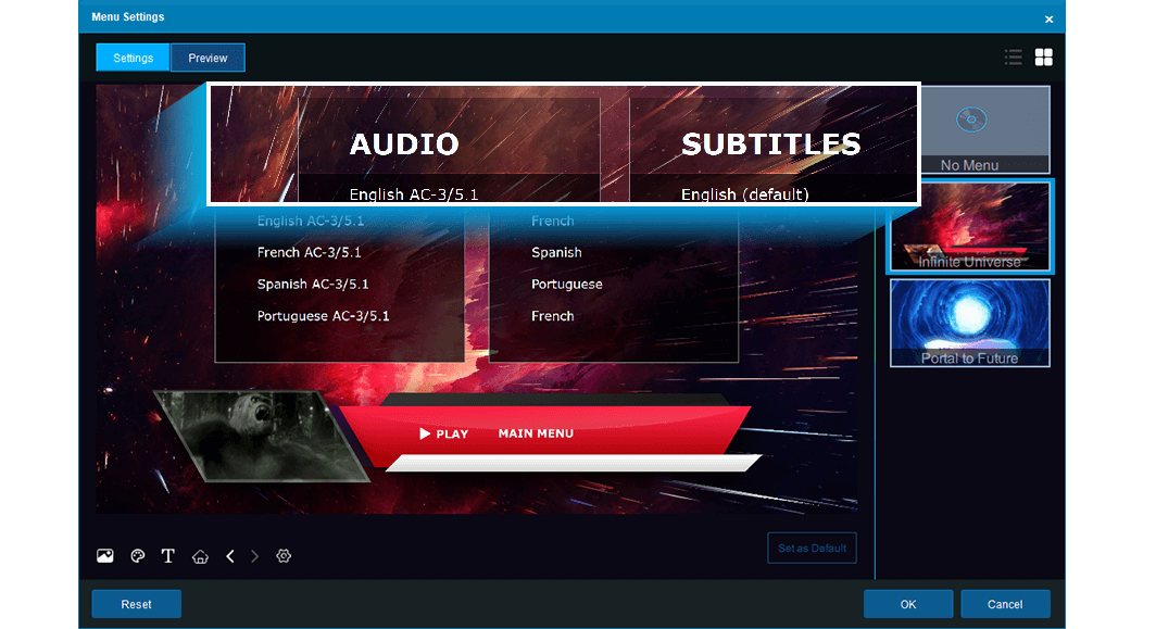 dvdfab blu-ray creator feature 2