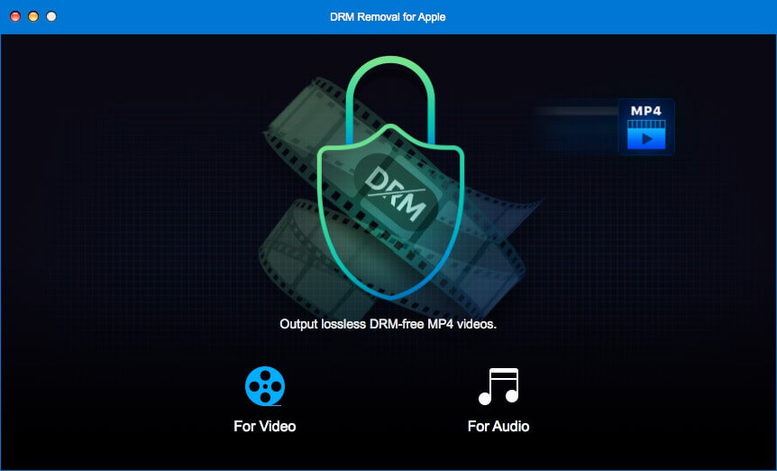 DVDFab apple DRM Removal guide 2