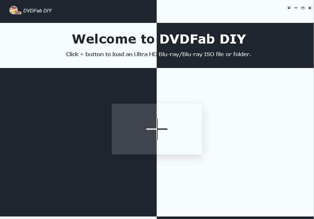 dvdfab DIY screenshot 2